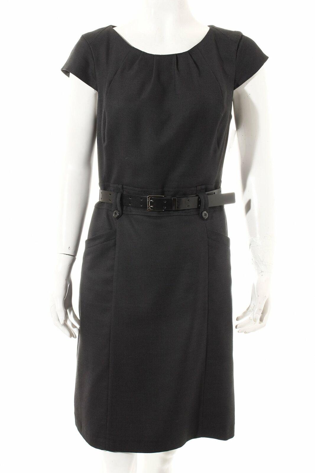 62819a85355 Hondrocream ist die Schnellste MEXX Etuikleid dunkelgrau meliert Elegant  Elegant Elegant Damen Gr. DE 36 Kleid Dress 55c600