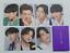 miniature 1 - BTS Bangtan Boys Samsung Galaxy Official Photo Cards 7 members Full set + Gift