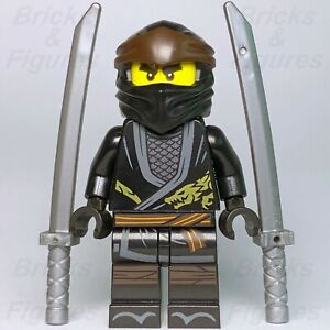 New-Ninjago-LEGO-Cole-Legacy-Black-Ninja-Minifigure-70669-70670-70662-Genuine