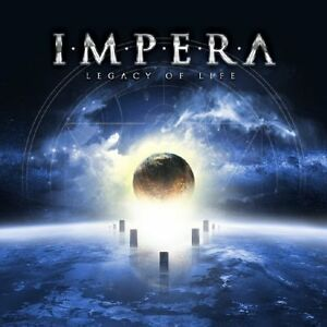 IMPERA-Legacy-Of-Life-CD-2012-Melodic-Rock-Escape-Music-NEW