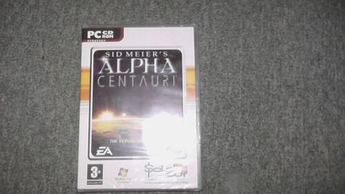 1 of 1 - Sid Meier's Alpha Centauri (PC: Windows, 1999) - European Version SEALED