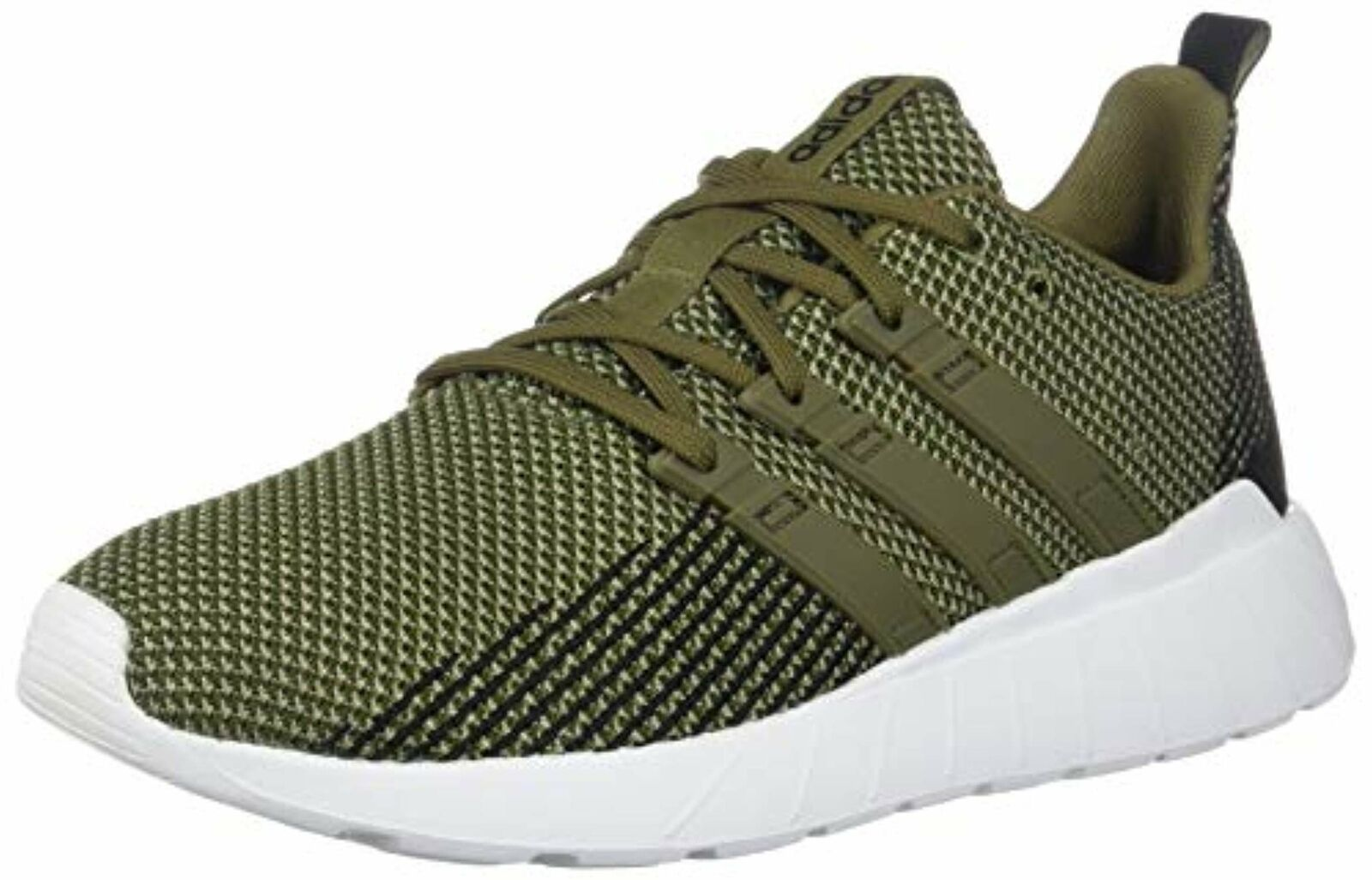 Hommes, S Adidas Originals LA tissage Cargo Vert Baskets