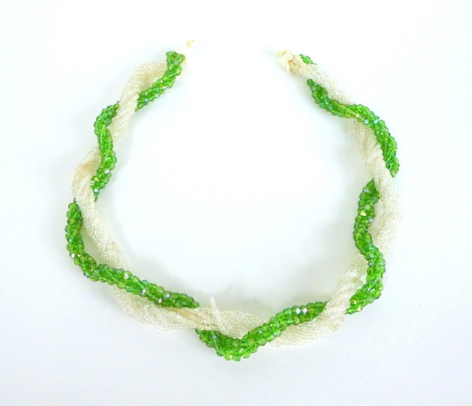 Glass Beads Chain um 1900