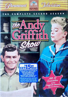 Andy Griffith Show - Complete Second Season - (5) Dvd Box Set - Still Sealed