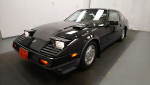 NEED GONE: 1985 Nissan 300zx Turbo