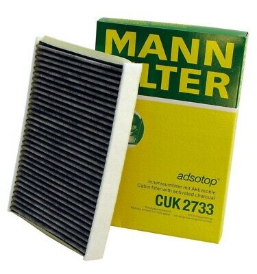 For Range Rover LR LR2 Volvo S80 S80 V70 XC60 XC70 Cabin Air Filter Mann CUK2733