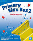 Primary Kid's Box Level 2 Teacher's Book with Audio CD Polish Edition by Magdalena Kaleta, Michael Tomlinson, Caroline Nixon, Melanie Williams (Mixed media product, 2009)