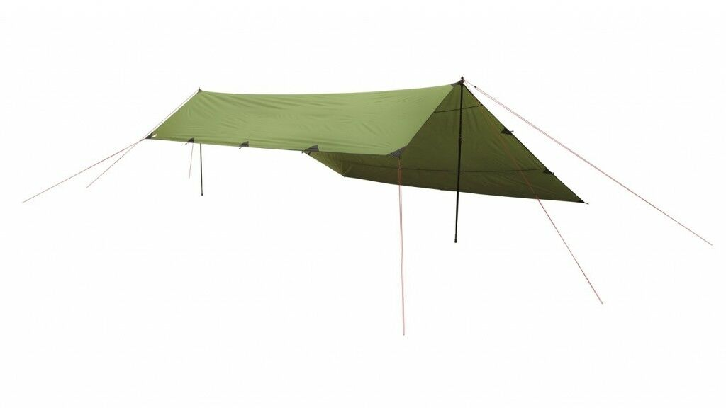 Robens Trail Telo 4x4m Tenda Tetto Tetto Tenda Riparo Vela Prossoezione Sole