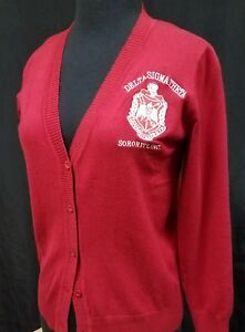 Delta Sigma Theta Sorority Cardigan Sweater Sorority Cardigan
