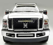 ZROADZ Front Bumper Center Opening LED Light Bar Mount / FOR 08-10 FORD F-SERIES