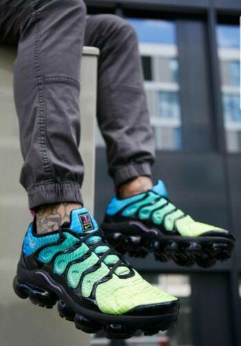 Nike Air Vapormax Plus 'Aurora' Zapatillas para hombre Talla UK 9.5/EUR 44.5 924453 302
