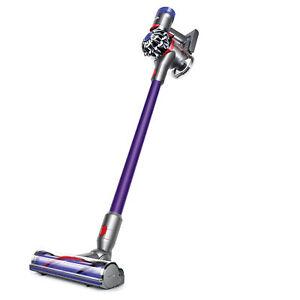 Dyson-V8-Animal-Pro-Cordless-Vacuum-Purple-New