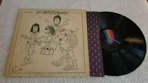 THE WHO BY NUMBERS MCA2161 MCA RECORDS RECORD LP COVER IN VG+ CONDITION VINYL IN