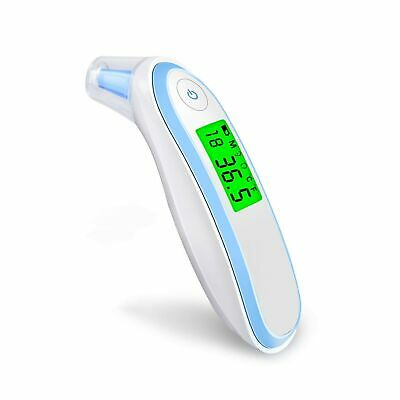 DIGITAL BABY THERMOMETER 4 in 1 INSTANT READ CLINICAL FOREHEAD AND EAR INFRARED