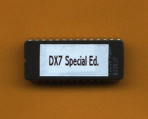 Yamaha-DX7-Special-Edition-ROM-SER-7-Upgrade-used