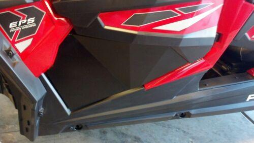 Bare Set of 2 Panels Polaris RZR XP /& XP4 1000 Lower Front Door Panels
