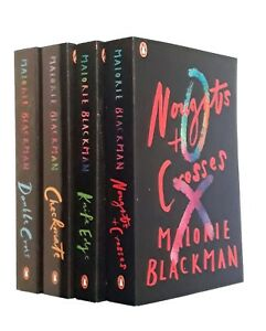 Noughts-and-Crosses-Series-4-Books-Malorie-Blackman-Double-Cross-Checkmate-New