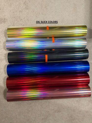 Diamant Autocollant Voiture Fenêtre Vinyle bijou love Ordinateur Portable Autocollant Neo Chrome holographique