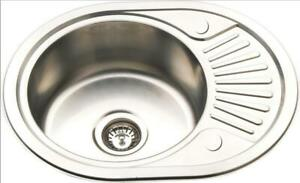 577x447mm-Inset-Reversible-Round-Stainless-Kitchen-Sink-amp-Drainer-RB58