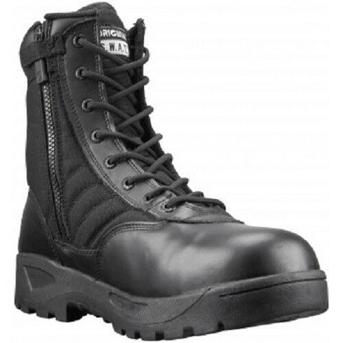 1160 Mens Safety Toe SWAT Boots