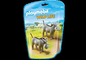 PLAYMOBIL 6941 Warthogs New sealed OOP