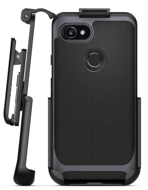 best service b60ac 9ad34 Encased Belt Clip Holster Compatible With Spigen Neo Hybrid Case - Google  Pixel