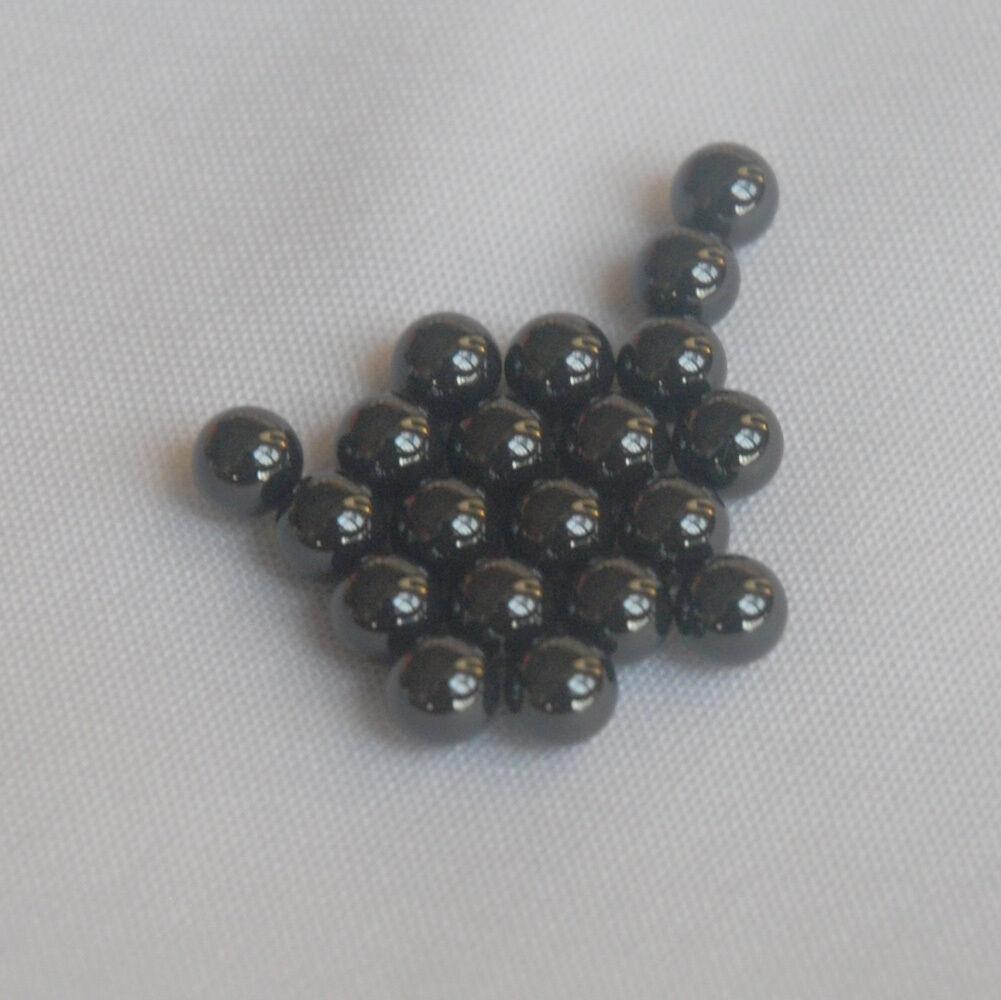 precios al por mayor 3/32 pulgadas Si3N4 500 un. G5 G5 G5 Rodamientos de Bolas de Cerámica de nitruro de silicio  entrega rápida