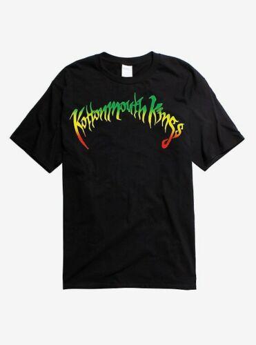kottonmouth kings t shirt Funny Birthday Cotton Tee Vintage Gift Men Women