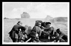Germany WWII WW 2 unused postcard Wehrmacht