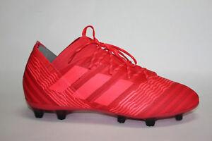 81946f7fcaba Adidas Nemeziz 17.2 FG - CP8971 - Red - Brand New in Box - Men s