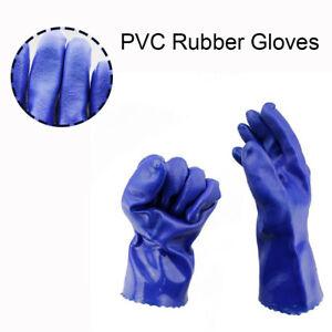Dicke-Gummihandschuhe-aus-PVC-1-Paar-Chemie-Schutzhandschuhe-Gummihandschuhe