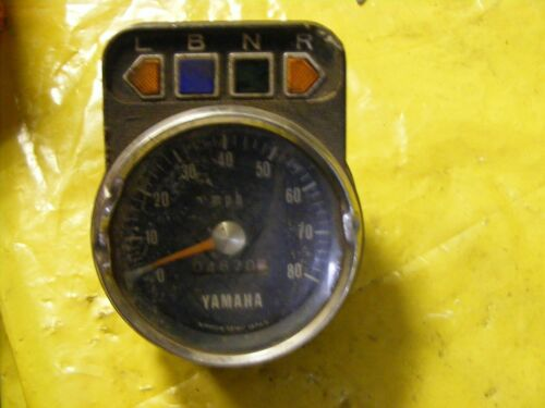 OLD EARLY SMALL YAMAHA CLASSIC CLOCK UNKNOWN MODEL YG1?