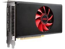 MSI Radeon RX 580 DirectX 12 Radeon RX 580 8G V1 8GB 256-Bit GDDR5 PCI Express x