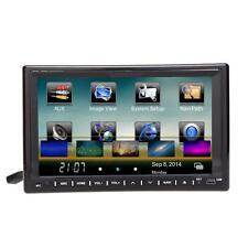"2 Din 7"" HD Car DVD Player GPS Nav 3G WiFi Analog TV AM/FM/RDS Radio USB/SD B1GA"