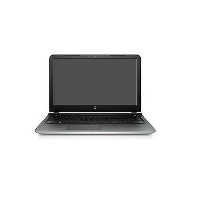 HP Pavilion Notebook 15-ab118ng Win10 2,4Ghz Quad-Core A6-6310 4GB weiß #T2890