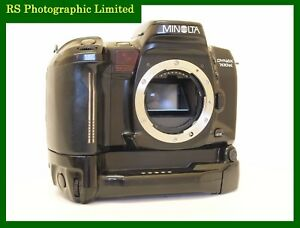 Image Is Loading Minolta Dynax 700si Camera Body Amp VC700 Battery