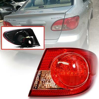 Toyota Corolla Sedan European Type 2004-2006 2005 Tail Light Rear Lamp LEFT LH