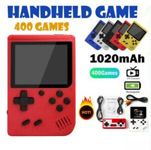 Etpark Handheld Game Console Retro Mini Game Player Built-in 400 Classic Games