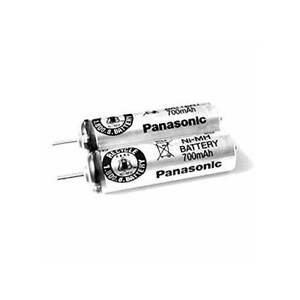 Panasonic 2x batterie 1.2V Ni-MH rasoio ERGY10 ERGY10CM