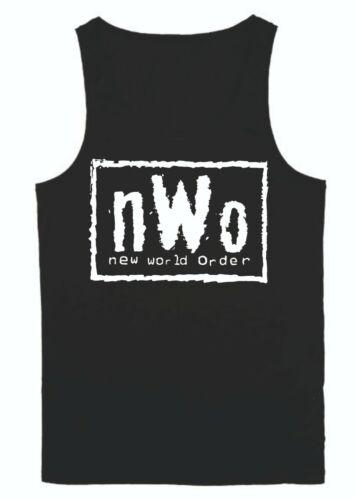 5XL nWo Wrestling Vest LWO Elite Wolfpac Hollywood Small