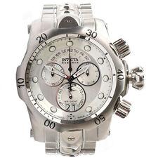 Invicta 1537 Men's Reserve Venom SS Silver Dial Chronograph Dive Watch
