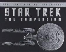 STAR TREK : THE COMPENDIUM (XI + INTO DARKNESS (Imax)  -  Blu Ray - Region free