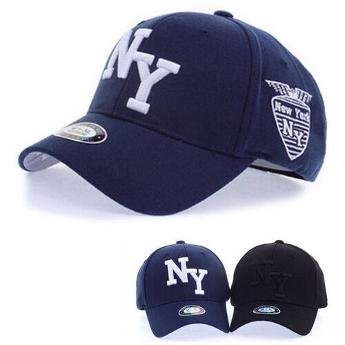 Major league baseball cap NY yankees span designed and made in south Korea