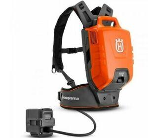 Husqvarna-BLI550X-Battery-Powered-Backpack-36V-Li-Ion-15-6Ah-562W-Brand-New