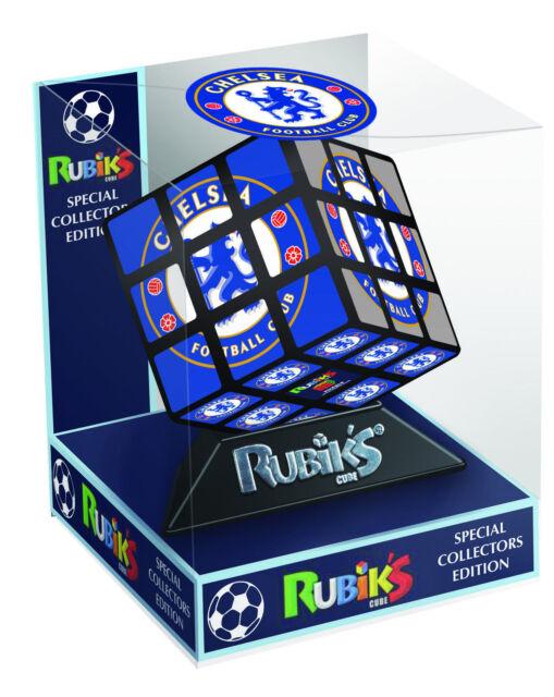 Chelsea Rubiks Cube Premiership Football équipe Collectors Edition Puzzle Cadeau