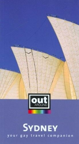 New, Sydney (Out Around) (Out Around), Dominic O'Grady, Book