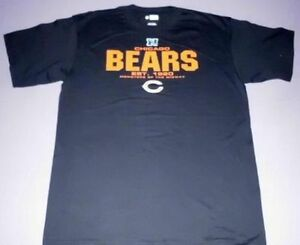 Chicago Bears T-Shirt Large Monsters Of The Midway Logo Theme NFL ... 26f0a580f