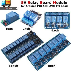 5V-Relay-Module-Board-1-2-4-6-8-Channel-Optocoupler-LED-for-Arduino-ARM-AVR-PIC