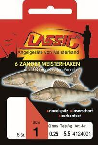 Paladin-Classic-Zander-Meisterhaken-Gebunden-Angelhaken