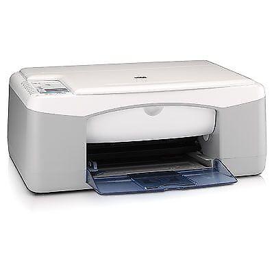 HP DeskJet F380 4800 x 1200DPI Tintenstrahl A4 7Seiten pro Minute